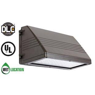 TriGlow Cuttoff 70-Watt LED Outdoor Secur..
