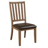 Garin Upholstery Ladder Side Chair (Set of 2) by Union Rustic