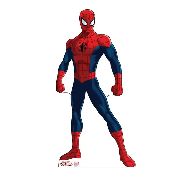Spiderman Room Decor Wayfair