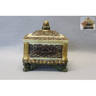 Compare & Buy Square Jewelry Box ByBloomsbury Market