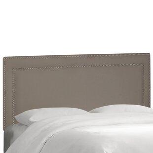 Mercer41 Fanning Springs Upholstered Panel Headboard