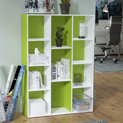 Bücherregal Placentia Ebern Designs | Wohnzimmer > Regale > Bücherregale | Ebern Designs