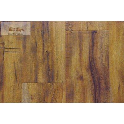 05 x 075 x 94 Maple Quarter Round in Natural Pecan AllAmericanHardwood