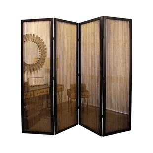 Screen Gems Lahaina 4 Panel Room Divider