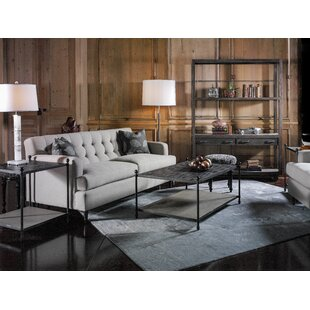 Brayden Studio Cliff 2 Piece Coffee Table Set