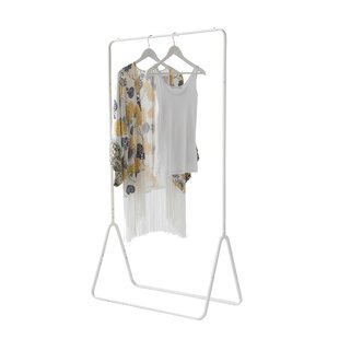 Rebeca 80cm Wide Clothes Rack By Symple Stuff