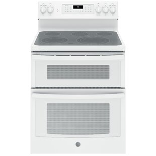 Convection 30 Free-standing Electric Range by GE Appliances
