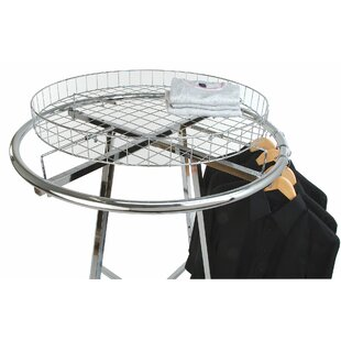 Shop For 30 W Grid Basket Rack Topper By Econoco