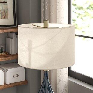 18 Shantung Drum Lamp Shade