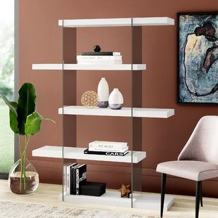 Mcduffy Etagere Bookcase by Mercury Row