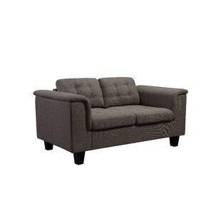 Price comparison Southborough Loveseat by Ebern Designs Reviews (2019) & Buyer's Guide