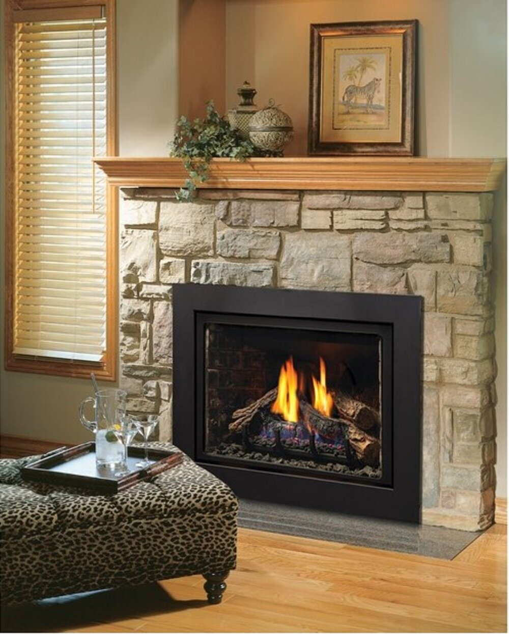 14 Inches To 15 Inches Gas Fireplace Inserts Logs You Ll Love In 2021 Wayfair