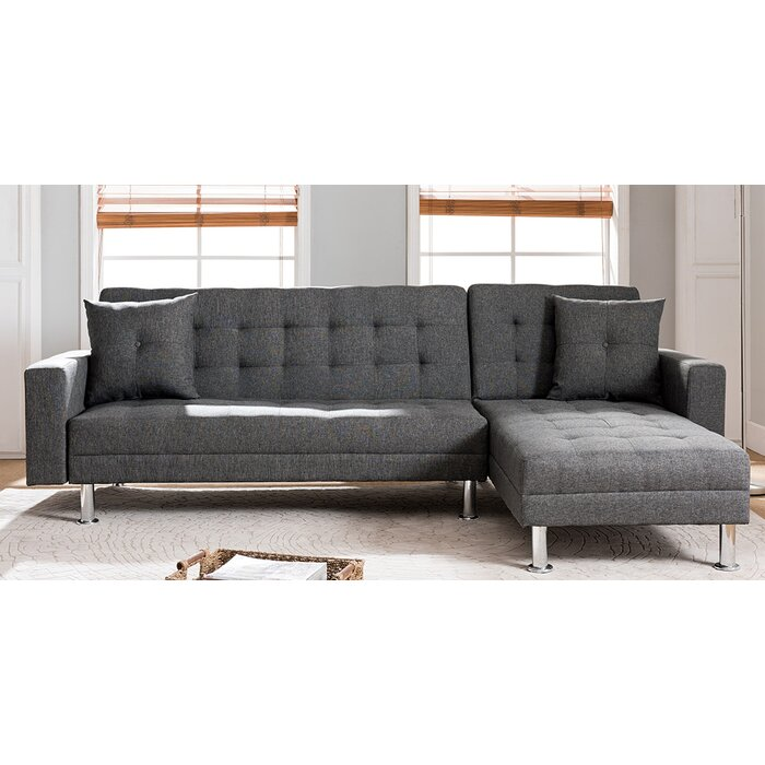 longue madrid chaise lounge sofa with ofertas reversible sofas