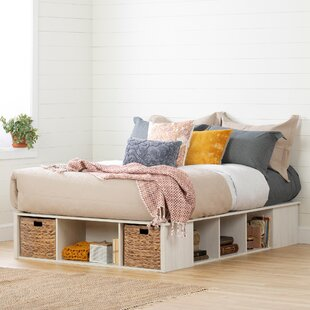Avilla Storage Platform Bed by South Shore