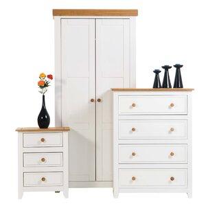 Schlafzimmermöbel-Set Tehama von Sommerallee