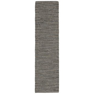 Sardis Handwoven Flatweave Gray Indoor/Outdoor Area Rug