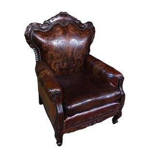 Teresa Club Chair by New World Trading
