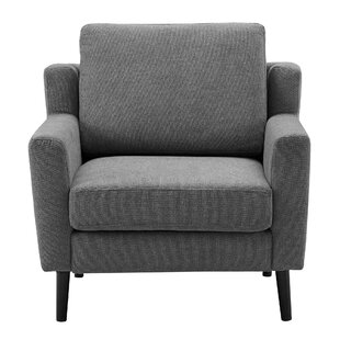 Rubinstein Low Armchair by Wrought Studio