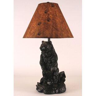 Glynis Bear 32 Table Lamp