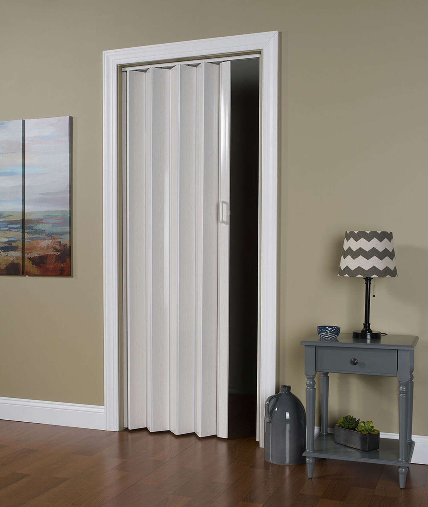 Ltl Accordion Doors Homestyle Vinyl Hollow Room Divider Accordion