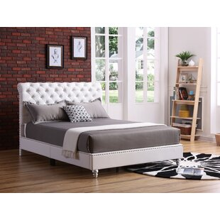Savings Chilcote Tufted Upholstered Bed by Darby Home Co Reviews (2019) & Buyer's Guide