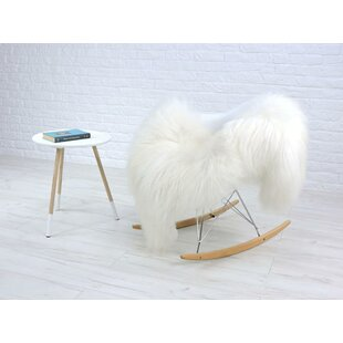 Shopping for Alrik Mongolian Curly Icelandic Sheepskin White Area Rug By Trent Austin Design
