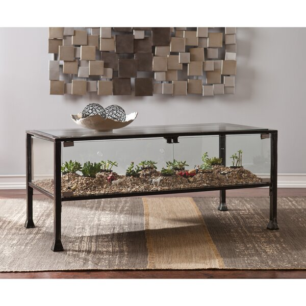 - Three Posts Aldridge Terrarium Coffee Table & Reviews Wayfair