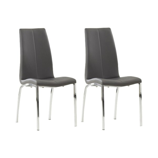 accent chairs for dining room clarity photographs | Wade Logan Marysville Upholstered Dining Chair & Reviews ...