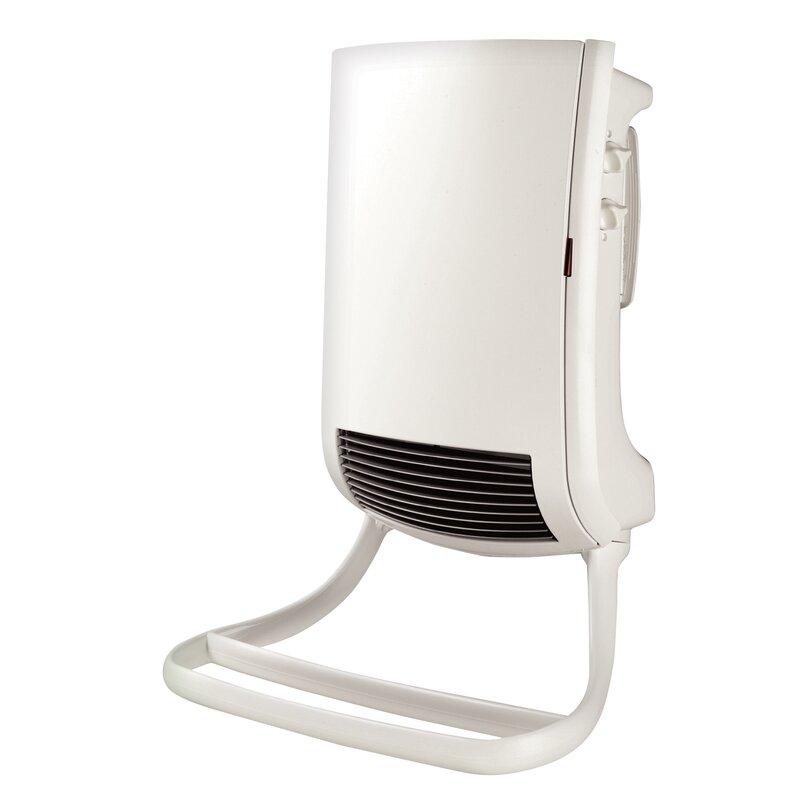 Stelpro 1 800 Watt Electric Fan Wall Mounted Heater With Digital Thermostat Wayfair
