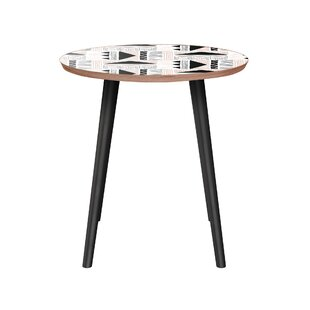 Bungalow Rose Hoskinson End Table