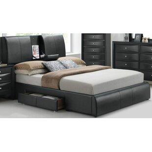 Orren Ellis Horsley Platform Bed with Storage