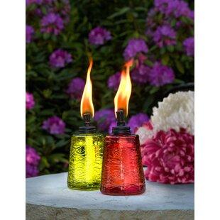 TIKI Brand Tabletop torch