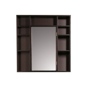Coupon 30 x 31.5 Surface Mount Framed Medicine Cabinet By DECOLAV