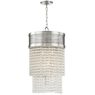 Mercer41 Rawson 8-Light Drum Chandelier