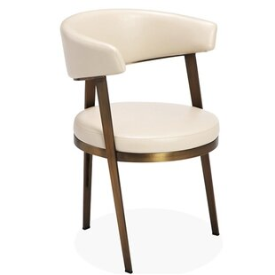Affordable Adele Upholstered Dining Chair (Set of 2) by Interlude