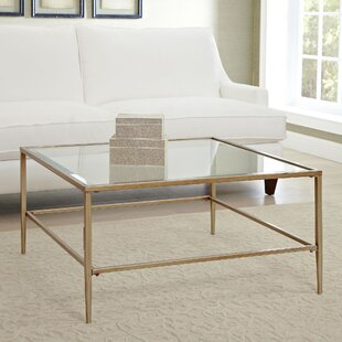 Square Coffee Tables Youll Love Wayfair - 36 inch square glass coffee table
