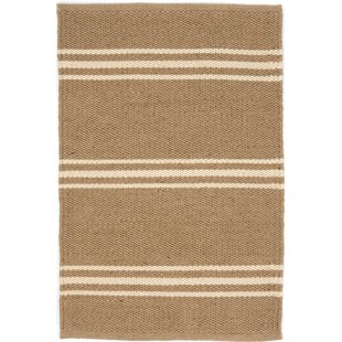 Lexington Hand Woven Beige Indoor/Outdoor Area Rug