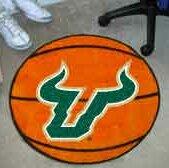 NCAA University of South Florida Basketball Mat By FANMATS