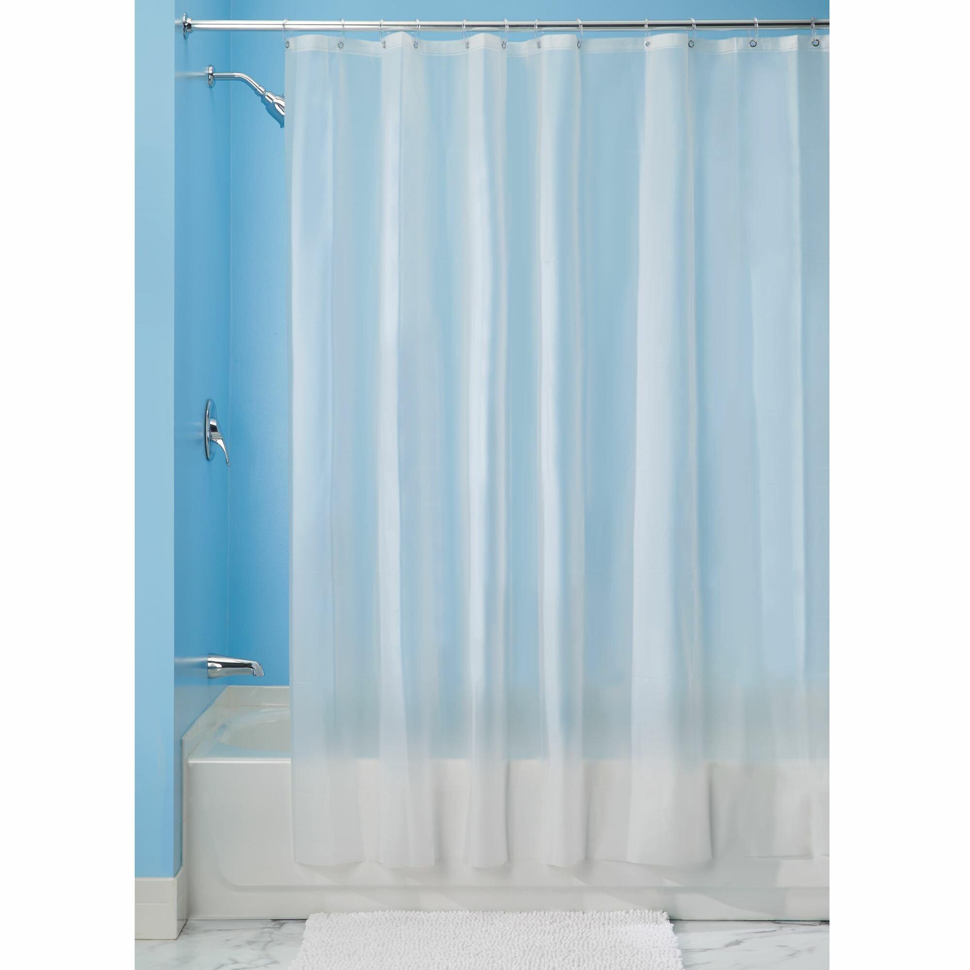 Symple Stuff Vinyl Waterproof Shower Curtain Reviews