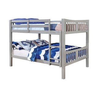 Reviews Dwayne Twin-over-Twin Bunk Bed by Viv + Rae Reviews (2019) & Buyer's Guide