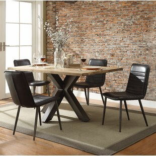 Audra 5 Piece Dining Set 17 Stories