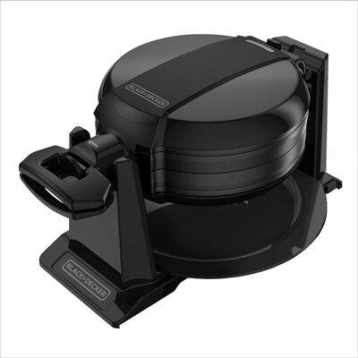 Black + Decker Black + Decker Rotating Waffle Maker