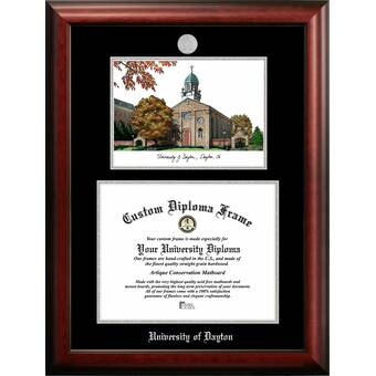 Campus Images Western Illinois University Picture Frame Wayfair