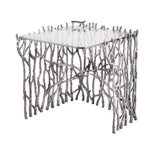 Great Price Sudie End Table by Mercer41