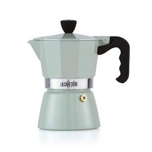 La Cafetiere Stovetop Classic Espresso Maker
