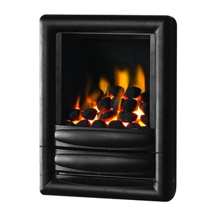 Emerson Natural Gas Inset Fire By Belfry Heating