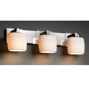 Katya 3-Light Vanity Light by Bayou Breeze