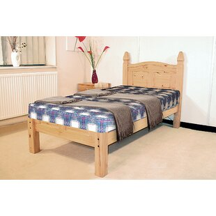 Dean Bed Frame By Alpen Home