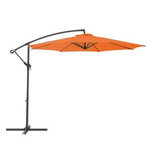 1a85feb8e60e Cantilever Orange Patio Umbrellas You'll Love in 2019 | Wayfair