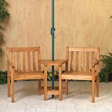Caitlin 3 Piece Bistro Set
